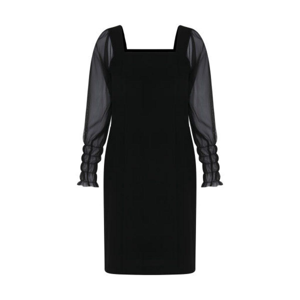 پیراهن زنانه لیلیان مد مدل W0416032DO لباس مجلسی