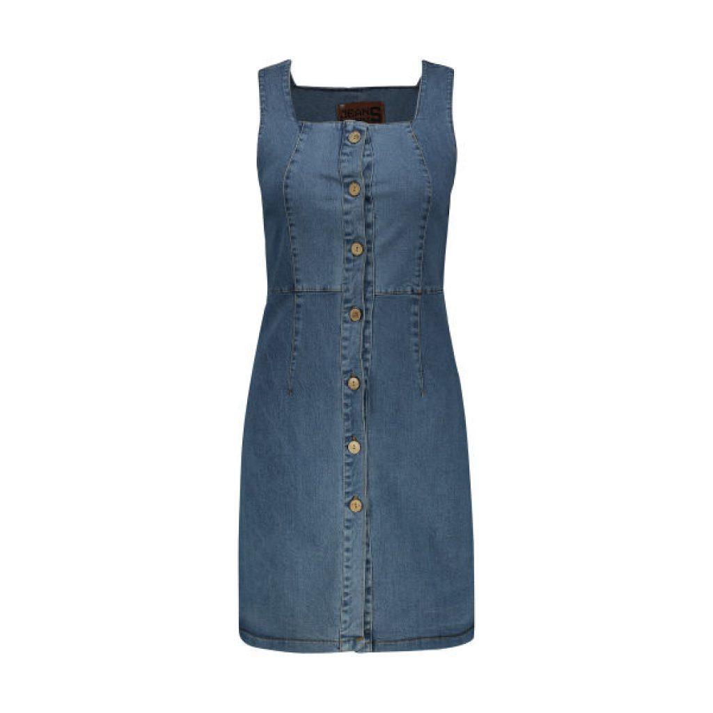 پیراهن زنانه کیکی رایکی مدل BB5322-100 لباس مجلسی